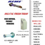 RGF Products-Breathe Fresh Today